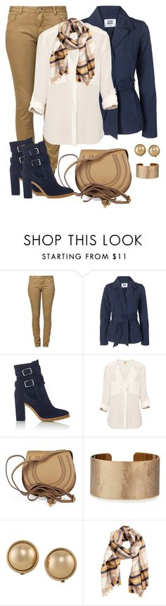 """""""Untitled #1167"""" by gallant81 ❤ liked on Polyvore featuring MKT studio, Vero Moda, Gianvito Rossi, T. Babaton, Chloé, Panacea and Ralph Lauren"""