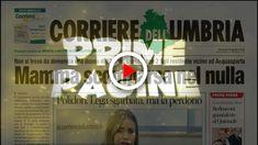 Negozi chiusi e degrado, rassegna stampa dell'Umbria del 13 aprile 2018