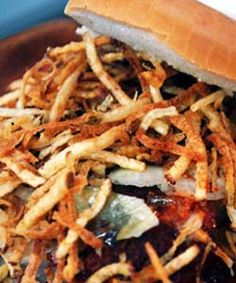 How to make a Frita Cubana. Enjoy this authentic Cuban recipe for the ultimate Cuban hamburger. Three Guys. Hundreds of recipes. On the web since 1996.