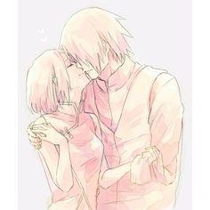 Want kiss - Sasusaku