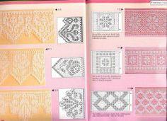 MIS FAVORITOS DE LA WEB PUNTILLAS AL CROCHET - 红阳聚宝5 - Álbumes web de Picasa