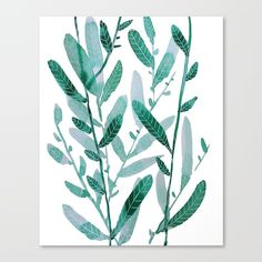 Check out society6curated.com for more! I am a part of the society6 curators program and each purchase through these links will help out myself and other artists. Thanks for looking! @society6 #illustration #wall #apartment #decor #homedecor #buy #shop #sale #drawing #canvas #artprint #shopping #apartmentgoals #sophomoreyear #sophomore #year #college #student #home #house #gift #idea #art #buyart #twigs #leaves #leaf #beauty #watercolor #design #green #white #nature #natural #organic #nice…