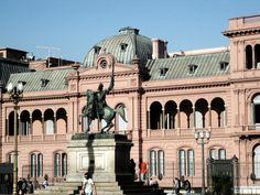 Casa Rosada, Buenos Aires. Toda su historia.