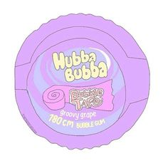 Hubba Bubba Bubble Gum > you - too bad I have braces ~ tumblr transparents and layovers     Credits : Transparelyze | instagram