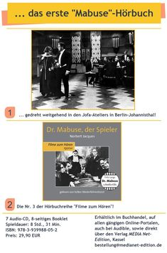 ... ein Szenenfoto! Audio, Movie Posters, Movies, Movie, Kassel, Reading, Films, Film Poster, Cinema