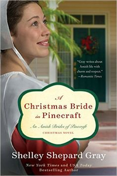 4 stars!! My review of A Christmas Bride in Pinecraft by Shelley Shepard Gray @shelleysgray