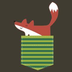 fox in my pocket