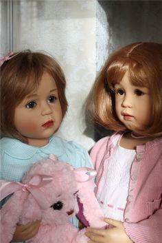 Tёмненькая Tuva со светлой душoй от Sissel Bjorstadt Skille / Куклы Gotz - коллекционные и игровые Готц / Бэйбики. Куклы фото. Одежда для кукол