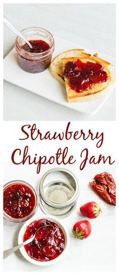 strawberry chipotle jam strawberry chipotle jam more jen s recipes ...