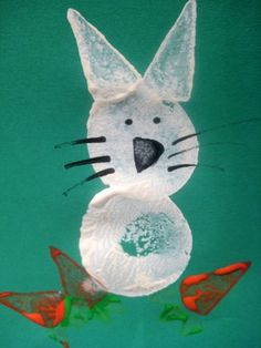 rabbit craft printing