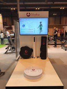 Te lo contamos todo sobre la #medición3D con #Styku, nuestro innovador escáner corporal con el que conseguirás motivar a tus socios para que continúen con sus entrenamientos.