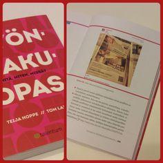 Instagram-rekrytointi pääsi mukaan Teija Hoppen ja Tom Laineen vuonna 2014 julkaistuun työnhakuoppaaseen. Social Media, Culture, Cover, Books, Instagram, Libros, Book, Social Networks, Book Illustrations