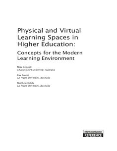 Distributed Spaces for Learning