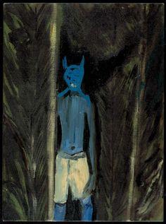 Peter Doig, Untitled (Paramin), 2004, Oil on linen
