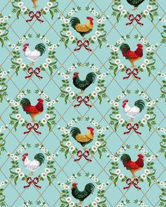 Rooster wallpaper
