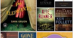 The best books ever, as voted on by the general Goodreads community
