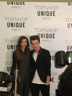 Louis and Eleanor are just perffff