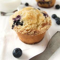 Blueberry muffin by Y.Ottolenghi by TrattoriadaMartina