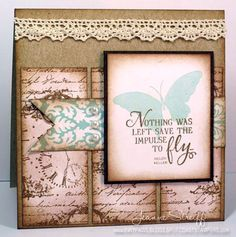 Nothing was left save the impulse to fly. Helen Keller - Impression Obsession stamp