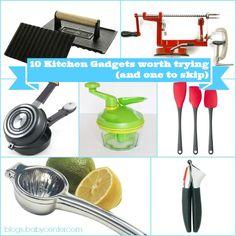 10 kitchen gadgets worth trying   #BabyCenterBlog