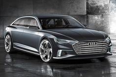 Eleganter Sport-Kombi: Mit dem Prologue Avant zeigt Audi auf dem Autosalon Genf die zweite A9-Studie. Hier sind alle Infos und Bilder zum A9 Kombi.