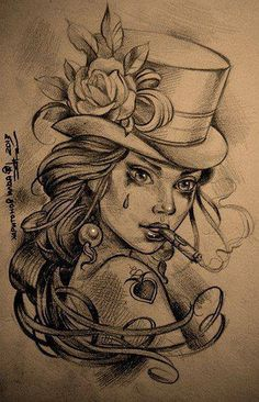 Portrait tattoos are a unique tattoo designs that mostly is popular for men. Tattoo Sketches, Tattoo Drawings, Body Art Tattoos, Art Sketches, Sleeve Tattoos, Tatoos, Portrait Tattoos, Sexy Tattoos, Pencil Art Drawings