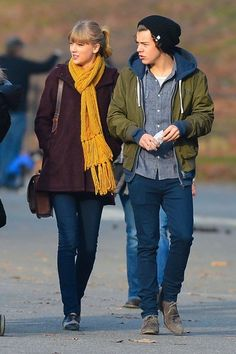 r taylor swift and harry styles dating