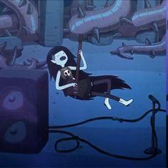 Marceline Songs, Adventure Time Marceline, Adventure Time Anime, Breakfast Princess, Marceline And Princess Bubblegum, Time Icon, Princess Adventure, Vampire Queen, Bts Funny Videos