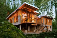 Top Choice for structure, in terms of style, materials and general layout.  House Plan 890-6