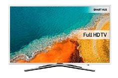 """Samsung UE55K5510 55 Full HD Smart TV in White 55"""" K5510 5 Series Full HD Smart TV in WhiteK5510 is a slim Full HD TV with 400 PQI in white with Ultra Clean View technology the signal input will be analysed and improved to deliver enhanced picture http://www.MightGet.com/january-2017-11/samsung-ue55k5510-55-full-hd-smart-tv-in-white.asp"""