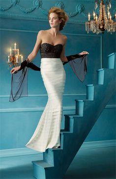 Evening gown jaglady