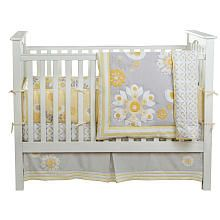 MiGi Sweet Sunshine 3 Piece Crib Bedding Set - Bananafish @Dalila Tobin      loVE lOVE lOvE!!