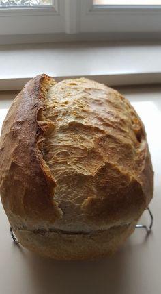 Kovászos burgonyás fehér kenyér   Betty hobbi konyhája Bakery, Lime, Bread, Food, Limes, Brot, Essen, Baking, Meals
