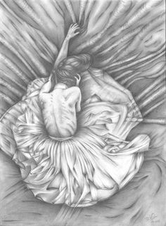 · Dancer girl / Grafito ·