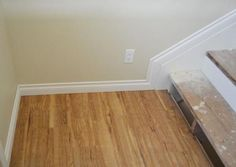 Best Can You Use White Baseboards With Hardwood Floors 400 x 300