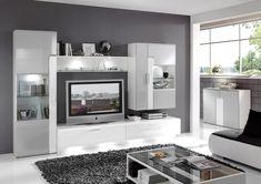 Moderne Wohnzimmer In Grau