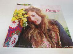 Rumer #vvmo #vinyl #bingem Into Colour album.