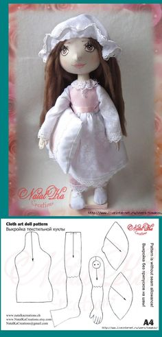 rag doll pattern ....Nims....