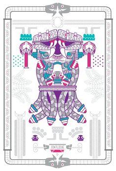 ilustraciones paulo villagran 3 Ilustraciones por Paulo Villagran de México DF