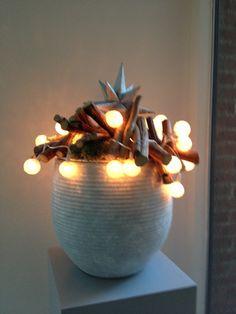 kerstdecoratie van Danielle