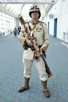 Comic Con 2012 Costumes: The Wackiest Looks Spotted In San Diego