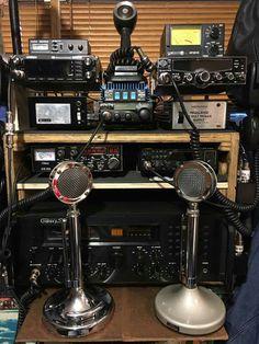 Radios, Citizens Band Radio, Radio Amateur, Ham Radio Equipment, Ham Radio Antenna, The Breakers, Two Way Radio, Shtf, Gas Station