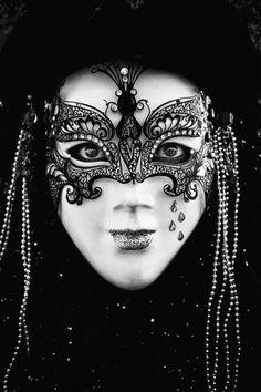 Venice Carnival - Butterfly mask