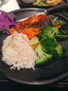 Salmon & Rice