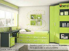 Teen girl bedroom ideas – Home Decor Designs Bedroom Bed Design, Small Room Bedroom, Teenage Room, Teen Girl Bedrooms, Kids Room Design, My New Room, Girl Room, Room Interior, Decoration