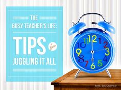 The Busy Teacher's L
