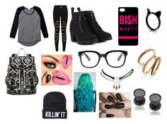 Untitled #1 by bribo-133 on Polyvore featuring Wilfred, Call it SPRING, SM New York, Judith Jack, Misbehave, Wet Seal and Forever 21