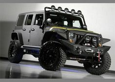 2013 Jeep Wrangler... a girl can always dream :)