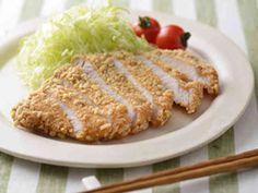 【糖質オフ】高野豆腐衣の豚カツの画像
