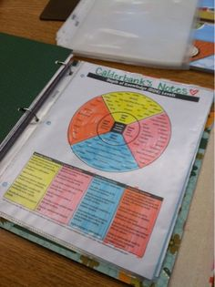 Lesson Plan Binder IB teacher - SO HELPFUL TO ME!!!!